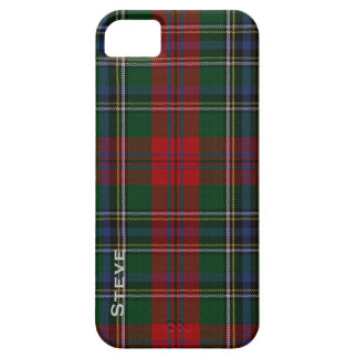 MacLean Clan Tartan Plaid iPhone 5S Case iPhone 5 Cases