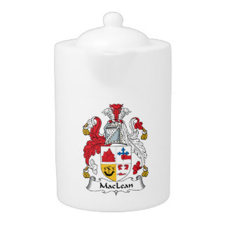 MacLean Family Crest