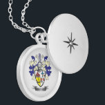 """MacLean Family Crest Coat of Arms Silver Plated Necklace<br><div class=""""desc"""">MacLean family crest and Scottish MacLean coat of arms. For men with the MacLean surname,  and for women with the MacLean last name. Click &#39;MacLean Family Crest&#39; to see all our designs featuring the MacLean family name.</div>"""