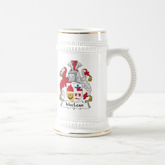MacLean Family Crest Coffee Mugs