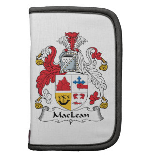 MacLean Family Crest Organizers