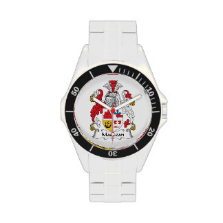 MacLean Family Crest Watches