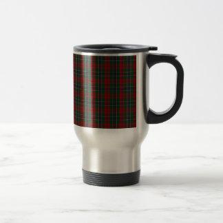 MacLean / McLean Clan Family Tartan Travel Mug