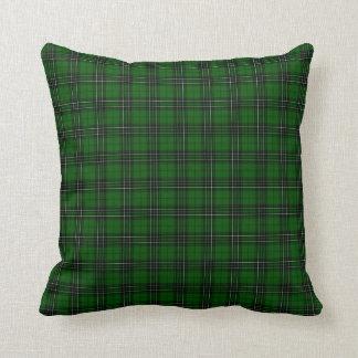 MacLean Tartan Throw Pillows