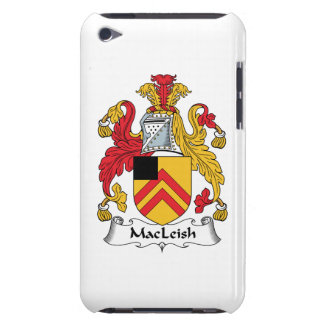 MacLeish Family Crest Barely There iPod Cover