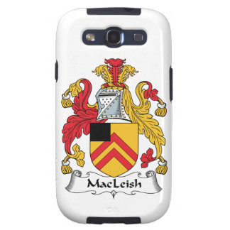MacLeish Family Crest Galaxy SIII Cover