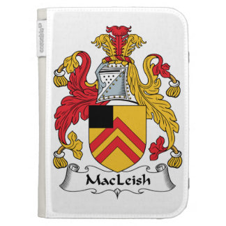 MacLeish Family Crest Kindle 3G Case