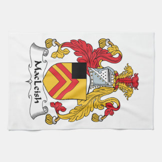 MacLeish Family Crest Kitchen Towel