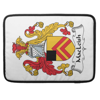 MacLeish Family Crest Sleeves For MacBook Pro