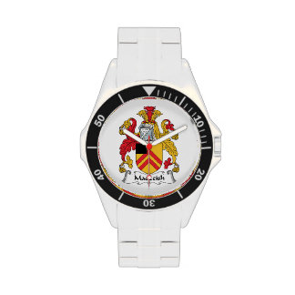 MacLeish Family Crest Wrist Watch