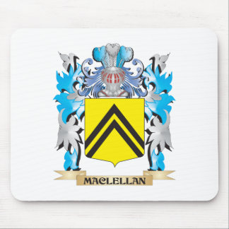 Maclellan Coat of Arms - Family Crest Mouse Pad