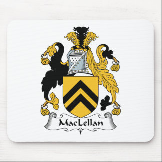 MacLellan Family Crest Mouse Pad