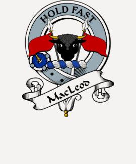 MacLeod Clan Badge Tees