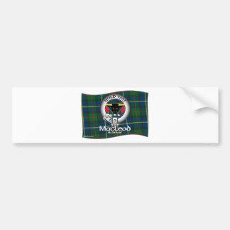 MacLeod Clan Bumper Sticker