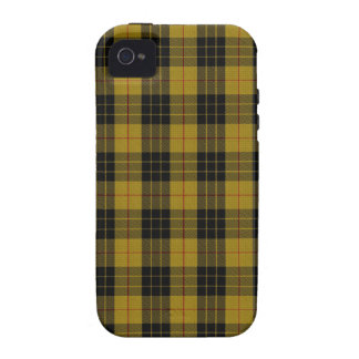 "MacLeod Clan Tartan (aka ""Loud MacLeod"") iPhone 4/4S Cases"