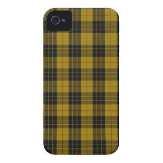 "MacLeod Clan Tartan (aka ""Loud MacLeod"") iPhone 4 Cover"