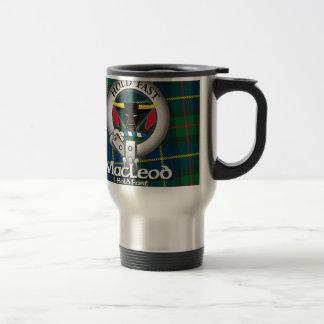 MacLeod Clan Travel Mug