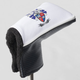 MacLeod Family Crest Coat of Arms Golf Head Cover
