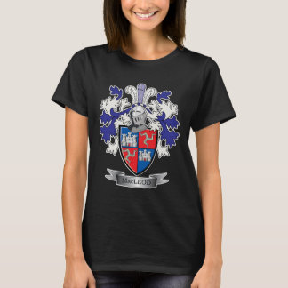 MacLeod Family Crest Coat of Arms T-Shirt