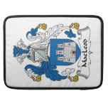 MacLeod Family Crest Sleeve For MacBook Pro