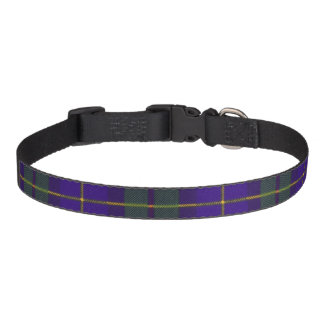Macleod of Harris clan Plaid Scottish tartan Pet Collar