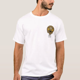 Macleod Of Lewis Clan Crest T-Shirt