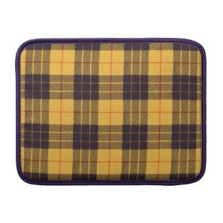 Macleod of Lewis & Ramsay Plaid Scottish tartan MacBook Air Sleeve