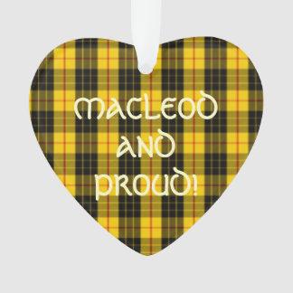MacLeod Scottish Clan Tartan