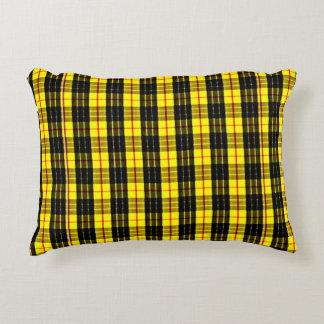 MacLeod Scottish Clan Tartan Accent Pillow