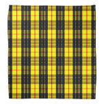 MacLeod Scottish Clan Tartan Bandana