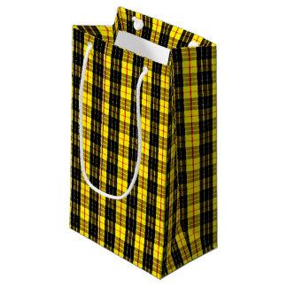 MacLeod Scottish Clan Tartan Small Gift Bag