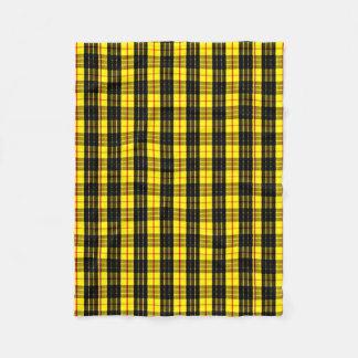 MacLeod Scottish Clan Tartan Fleece Blanket