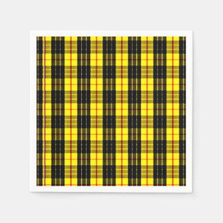 MacLeod Scottish Clan Tartan Napkin