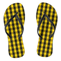 MacLeod Tartan Lewis Flip Flops