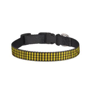 MacLeod Tartan Lewis Pet Collar