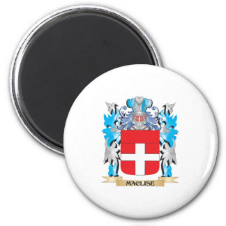 Maclise Coat of Arms - Family Crest Fridge Magnets