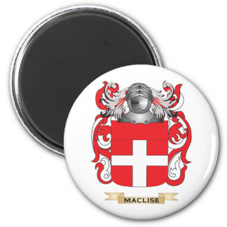 MacLise Coat of Arms Family Crest Magnets