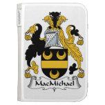 MacMichael Family Crest Kindle 3 Cover