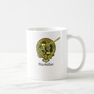 Macmillan Clan Crest Coffee Mug