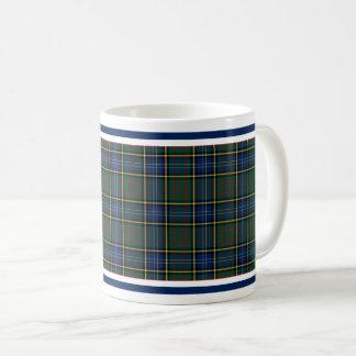 MacMillan Clan Modern Hunting Tartan Coffee Mug