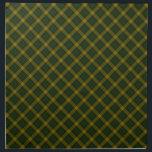 "MacMillan Clan Tartan Scottish Designed Print Cloth Napkin<br><div class=""desc"">MacMillan, McMillan Clan Tartan Scottish Designed Print</div>"