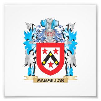 Macmillan- Coat of Arms - Family Crest Photo Art