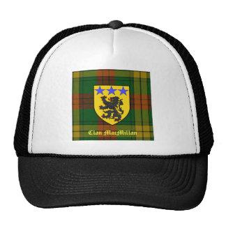 MacMillan Tartan Coat of Arms Trucker Hat