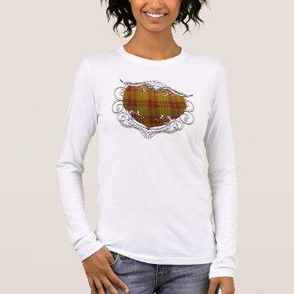 MacMillan Tartan Heart Long Sleeve T-Shirt