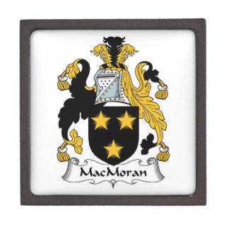 MacMoran Family Crest Premium Trinket Box