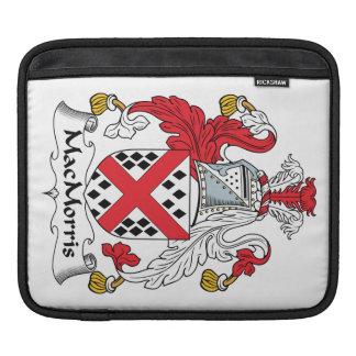 MacMorris Family Crest iPad Sleeves