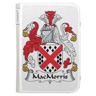 MacMorris Family Crest Kindle 3G Case