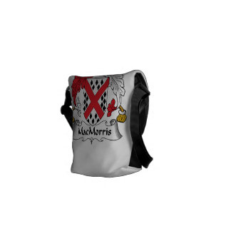 MacMorris Family Crest Messenger Bag