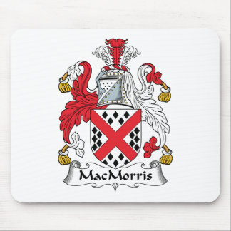 MacMorris Family Crest Mouse Pads