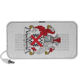 MacMorris Family Crest Portable Speakers